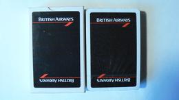 Playing Cards, Jeu Neuf Publicitaire Pour La Compagnie Aérienne BRITISH AIRWAYS, Sous Blister, Boîte Carton, Parfait. - 54 Cartes