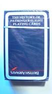Playing Cards, Jeu Neuf Publicitaire Pour La Compagnie Aérienne BRITISH AIRWAYS, Boîte Carton, Sous Blister, Parfait. - 54 Cartes