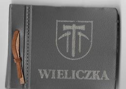 Pologne - Poland - Pologna - Wieliczka - Petite Pochette De 9 Petites Vues - Bon état - Pologne