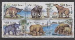 Vietnam Prehistory Prehistoire  Dinosaurs - Prehistory