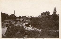 (25) CPA Docelles  La Vologne Et Le Pont   (bon Etat) - Other Municipalities