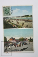 Old Postcard Yugoslavia - Zagreb - Gradsko Kupaliste Na Savi - Animated - Yugoslavia