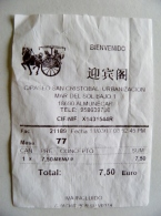 Ticket From Spain Carriage Ride Horses - Transportation Tickets