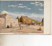 TUNIS  PLACE  BAB  EL FELLA - Tunisie
