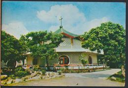 °°° 4277 - TAIWAN - HSINCHU - SACRED HEART CHURCH - With Stamps °°° - Taiwan