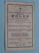 DP Marie-Louise POLET ( André CRIEZ ) Décédée à LILLE 22 Avril 1893 Dans Sa 98me Année ( Boumard ) FR !