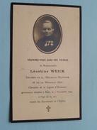 DP Léontine WEICK ( Médaille Militaire, Médaille 1870, Légion....... ) Décédée PARIS 5 Nov 1924 à L'age De 85 Ans - FR !