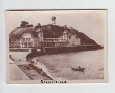 PHOTO 9X6 / GRANVILLE En 1932 - Places