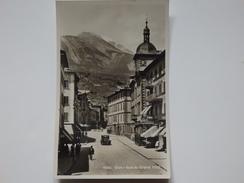 Sion, Rue Du Grand Pont. - VS Valais