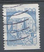 Repubblica 1988 Castello Di Melfi B - 6. 1946-.. Repubblica