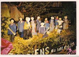 """Le Val D'Ajol Creche 1976 Cortège Folklorique Réalisé Avec Le Concours Des Anciens Du """"Val Club"""" - Francia"""