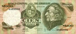 Banco Central Del Uruguay 100 - Uruguay