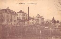 25 - Morteau - La Grande Fabrique - France
