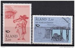 Aland - 1993 - Yvert N° 70 & 71 **  - Norden - Aland