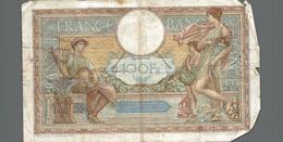 Billet Cent Francs 1932 - 1871-1952 Anciens Francs Circulés Au XXème