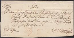 1788 Ex offo Kaposvárról Veszprémbe