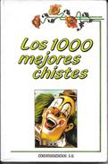 LOS 1000 MEJORES CHISTES LIBRO AUTOR G. MARTINEZ AÑO 1989 160 PAGINAS HUMOR - Humor