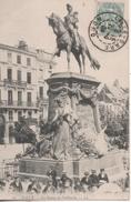 LILLE LA STATUE DE FAIDHERBE - Lille