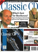 Classic CD, Issue 7 - November 1990 (BE+) - Cultural