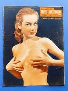 Erotismo Spettacolo  Pin-Up - Rivista Magazine Paris Hollywood N° 11 - 1947 - Livres, BD, Revues