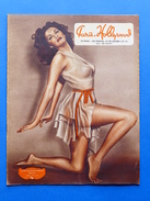 Erotismo Spettacolo  Pin-Up - Rivista Magazine Paris Hollywood N° 13 - 1947 - Libri, Riviste, Fumetti