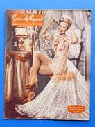 Erotismo Spettacolo  Pin-Up - Rivista Magazine Paris Hollywood N° 20 - 1947 - Virginia Mayo In Copertina - Altri