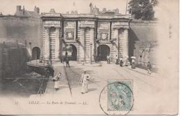 LILLE La Porte De Tournai - Lille