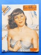 Erotismo Spettacolo  Pin-Up - Rivista Magazine Paris Hollywood N° 89 - 1950 - Noelle Hervè - Libri, Riviste, Fumetti