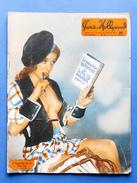 Erotismo Spettacolo  Pin-Up - Rivista Magazine Paris Hollywood N° 94 - 1950 - Altri