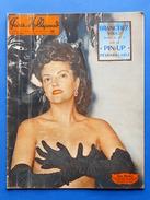 Erotismo Spettacolo  Pin-Up - Rivista Magazine Paris Hollywood N° 95 - 1950 - Ana Beressi In Copertina - Libri, Riviste, Fumetti