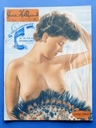 Erotismo Spettacolo  Pin-Up - Rivista Magazine Paris Hollywood N° 98 - 1951 - Libri, Riviste, Fumetti