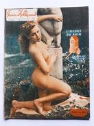 Erotismo Spettacolo  Pin-Up - Rivista Magazine Paris Hollywood N° 116 - 1951 - Libri, Riviste, Fumetti
