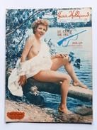 Erotismo Spettacolo  Pin-Up - Rivista Magazine Paris Hollywood N° 118 - 1951 - Libri, Riviste, Fumetti