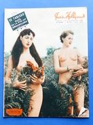 Erotismo Spettacolo  Pin-Up - Rivista Magazine Paris Hollywood N° 119 - 1951 - Libri, Riviste, Fumetti