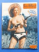 Erotismo Spettacolo  Pin-Up - Rivista Magazine Paris Hollywood N° 120 - 1951 - Altri