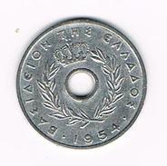 ) GRIEKENLAND  10  LEPTA  1954 - Grèce
