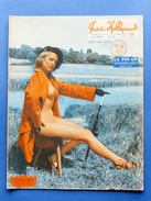 Erotismo Spettacolo  Pin-Up - Rivista Magazine Paris Hollywood N° 122 - 1952 - Altri