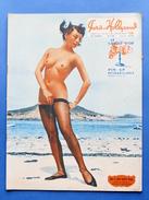 Erotismo Spettacolo  Pin-Up - Rivista Magazine Paris Hollywood N° 123 - 1952 - Libri, Riviste, Fumetti