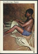 °°° 4287 - BURKINA FASO - TINGRELA - LES BEAUX PANIERS DE LA REGION - With Stamps °°° - Burkina Faso