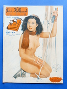 Erotismo Spettacolo  Pin-Up - Rivista Magazine Paris Hollywood N° 126 - 1952 - Libri, Riviste, Fumetti