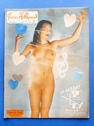 Erotismo Spettacolo  Pin-Up - Rivista Magazine Paris Hollywood N° 127 - 1952 - Altri