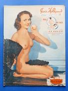 Erotismo Spettacolo  Pin-Up - Rivista Magazine Paris Hollywood N° 128 - 1952 - Libri, Riviste, Fumetti