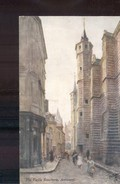 Antwerpen - Vielle Boucherie - 1910 - Tuck's Post Card - Antwerpen