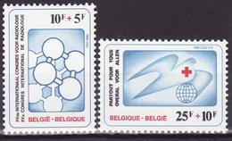 BELGIUM 1981  Mi 2056-2057  MNH**