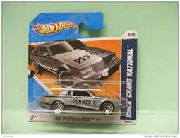 BUICK GRAND NATIONAL Pennzoil - HW Performance 2011 - HOTWHEELS Hot Wheels Mattel 1/64 EU Blister - HotWheels
