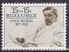 BELGIUM 1981  Mi 2061  MNH**