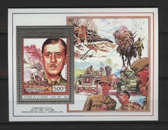 COMORES  POSTE AERIENNE - De Gaulle (Général)