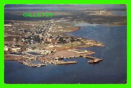SHIPPAGAN, NEW BRUNSWICK - COMPLEXE PORTUAIRE DE LA VILLE DE SHIPPAGAN - PUBLICITECK LTÉE - - Nouveau-Brunswick