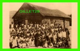 MISSIONS - LES ENFANTS DE L'ÉCOLE DE HOLY-CROSS REMERCIENT L'A.C.J.C. RÉGIONALE DE SHERBROOKE - PÈRE JOSEPH THOMAS - - Missions