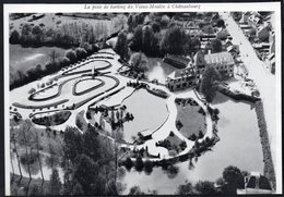 1964  --  35 ILLE ET VILAINE BRETAGNE  --  PISTE DE KARTING DU VIEUX MOULIN A CHATEAUBOURG  VUE AERIENNE   3M.268 - Collections